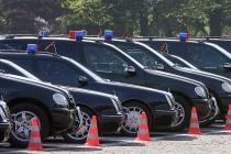 Служебные машины липецких чиновников продадут на аукционе