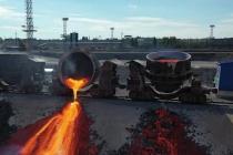 Комплекс безводного охлаждения доменного шлака обошёлся Новолипецкому меткомбинату в 2 млрд рублей