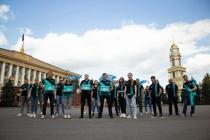 Партия «Новые люди» сдала подписи в избирком Липецкой области