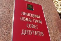 Суд рассмотрит заявление липецкого депутата о «роспуске» парламента в среду