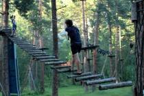 В Липецкой области построят парк экстремальных развлечений