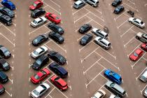 Частный инвестор может приступить к созданию платных парковок в центре Липецка уже в 2017 году