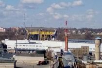 МЧС вызволяет рабочих с обрушившегося склада липецкой производственной площадке PepsiCo