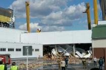Следственный комитет и прокуратура заинтересовались обрушением склада на липецком заводе PepsiCo