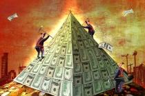 Жертвами украинской финансовой пирамиды стали липчане