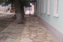 Старинный плитуар стал причиной разногласий жителей Ельца
