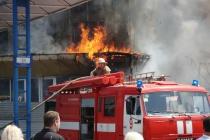 На «Липецкптице» произошел пожар