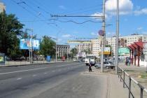 Липецкие власти опасаются транспортного коллапса в связи с закрытием на реконструкцию проспекта Победы