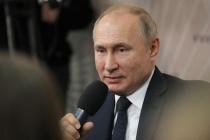 Приезд Владимира Путина в Липецкую область оказался богатым на цитаты