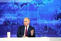 Владимир Путин ответил на вопрос липчанки о дорогой морковке и дешёвых бананах