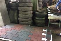 В Липецке заработает завод по переработке старых шин в резиновую крошку