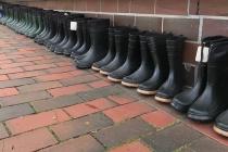 Жители Сселок снова выйдут на митинг из-за работы обувного производства