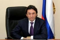 Максиму Кавджарадзе в четвертый раз посчастливилось представлять Липецкую область в Совете Федерации