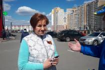 Столкновение активистки ЛДПР и бывшего вице-мэра Липецка Анны Шамаевой попало в сеть