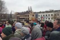 Народный сход жителей в Данкове поссорил власть и представителей оппозиционных партий