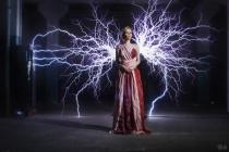 Липчанам предлагают приобрести необычный бизнес по «изготовлению» электрических молний