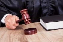 Бывший начальник отела угрозыска липецкой полиции получил срок за рукоприкладство
