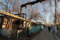 Губернатор Игорь Артамонов навестил жителей трущоб рядом с мэрией Липецка