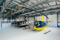 Строительство липецкого комплекса для обслуживания частных вертолетов отложили на неопределенный срок