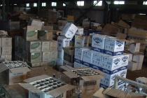 В Липецке закрыли подпольный спиртзавод
