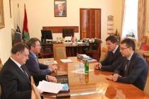 Банк ВТБ намерен инвестировать проекты в сфере АПК и промышленности в Липецкой области