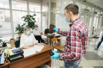 Во второй день голосования явка избирателей в Липецкой области перевалила за 34 процента