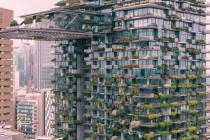 Липчане раскритиковали идею чиновников мэрии по вертикальному озеленению многоэтажек