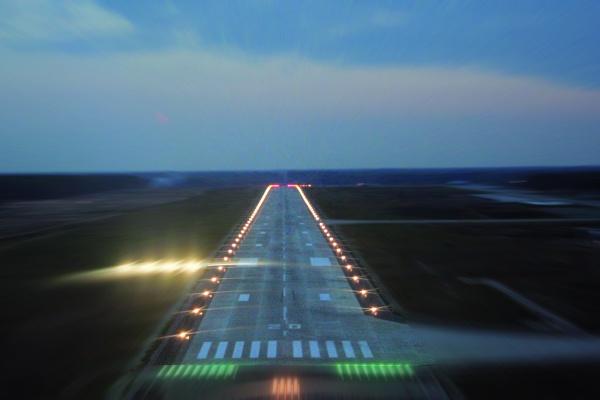 Липецкий аэропорт ждет средств из федерального бюджета для продления взлетно-посадочной полосы