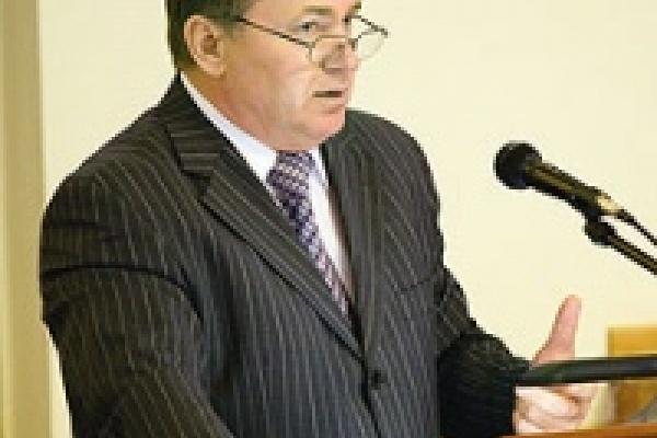 Вице-губернатор Липецкой области ушел в отставку