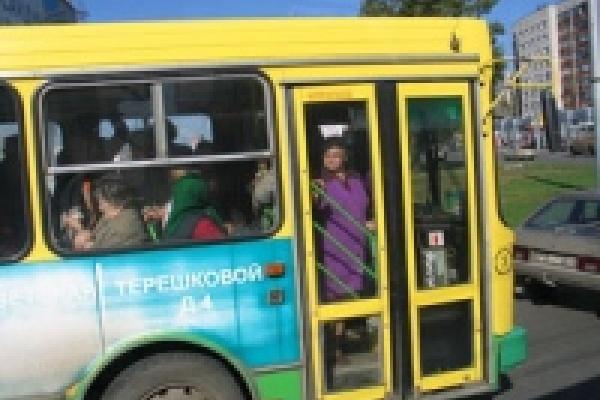 Из-за садоводов городской транспорт будет ходить реже