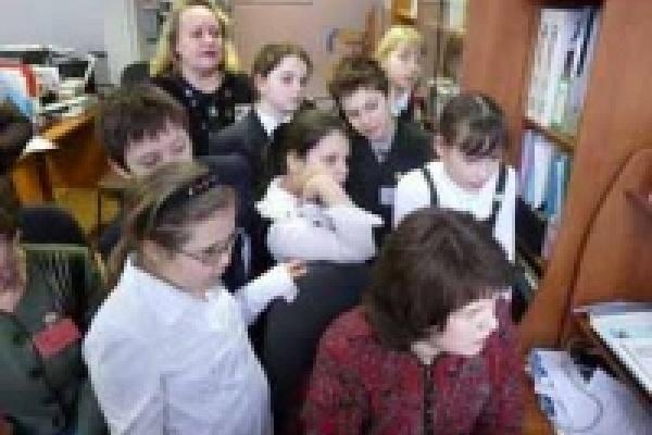 Симпатии зрителей достались сайту гимназии № 64