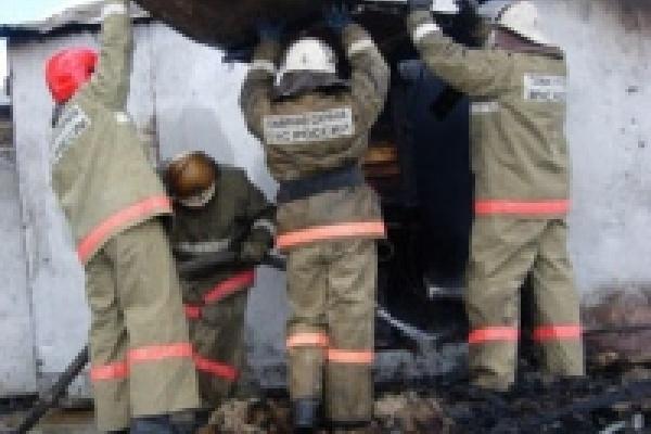 В Липецкой области стало меньше пожаров