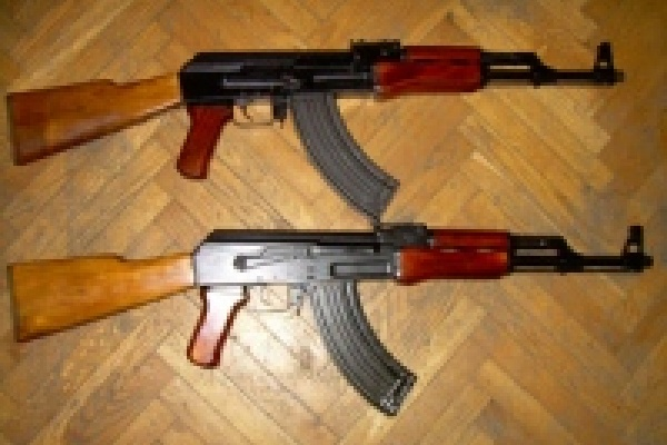 Данковская школа лишилась двух «АК-47»