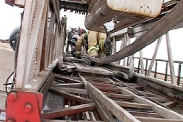 Открывается еще один пожарно-спасательный пост