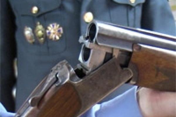 В Липецке на детской площадке нашли ружье