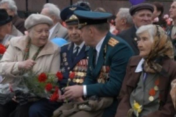 Липецкие ветераны побывают на параде в Москве