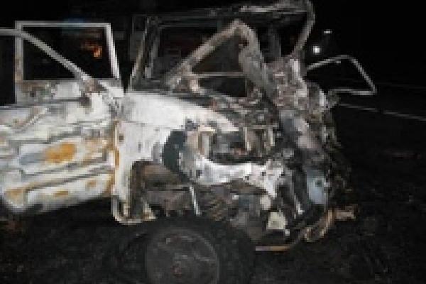 В аварии на трассе «Дон» погибли семь человек