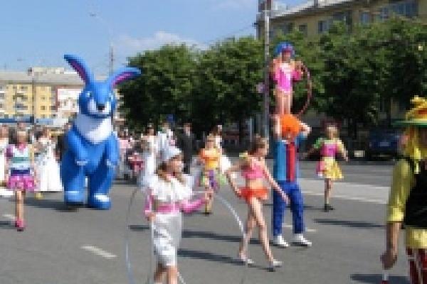 На улице был замечен синий заяц