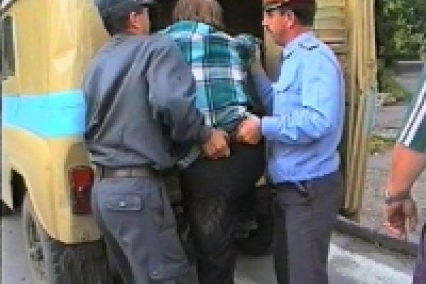 В Липецкой области задержали курских конокрадов