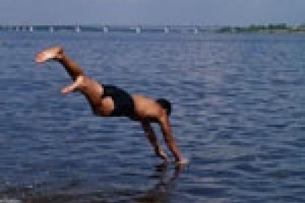 Опасность подводного плавания