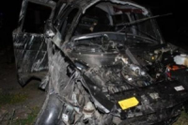 В Липецкой области в аварии погибло сразу три человека