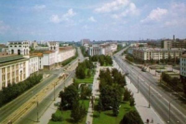 В Липецк прибыл министр торговли Республики  Беларусь Валентин Чеканов