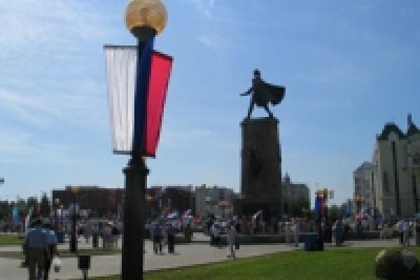 Липецк вдохновляет чиновников от культуры на создание песен