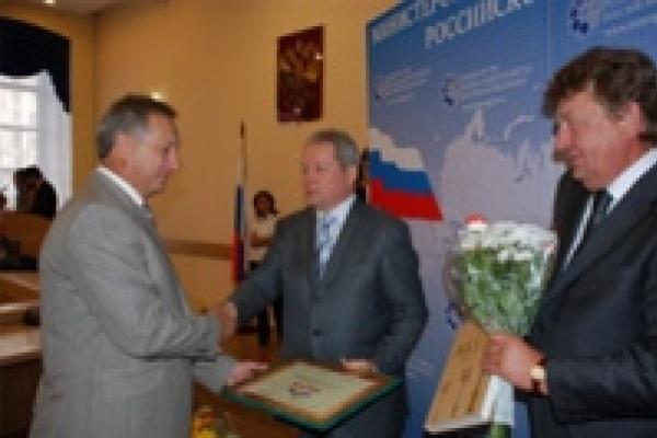 «ЭкоПром-Липецк» признано лучшим предприятием в стране