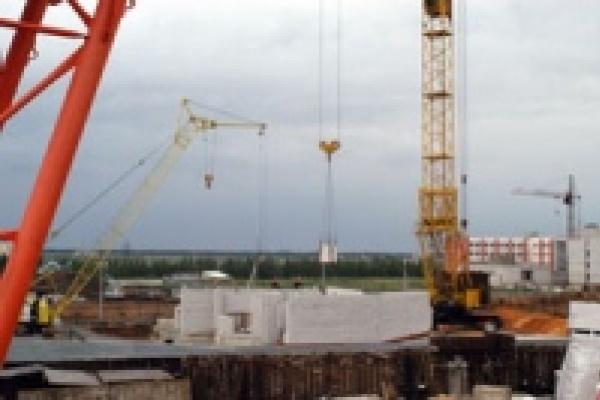 Липецкие власти назвали образцовые стройплощадки