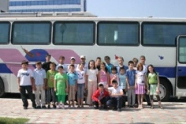 В Липецк едут чеченские дети