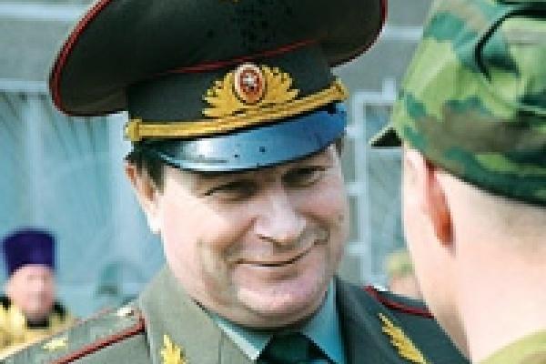 Генерал Кравцов сменил место работы