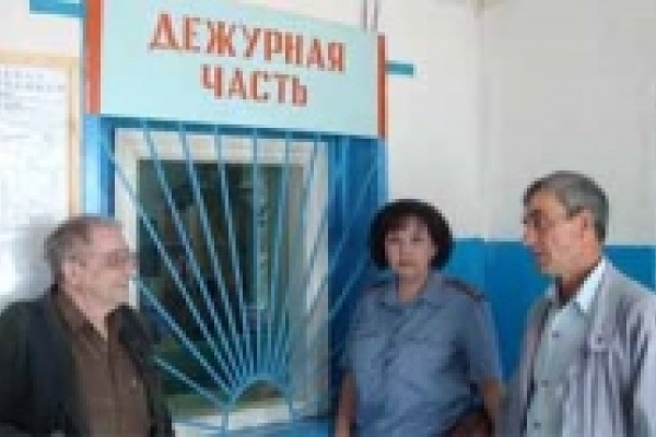Липецкие правозащитники побывали за решеткой