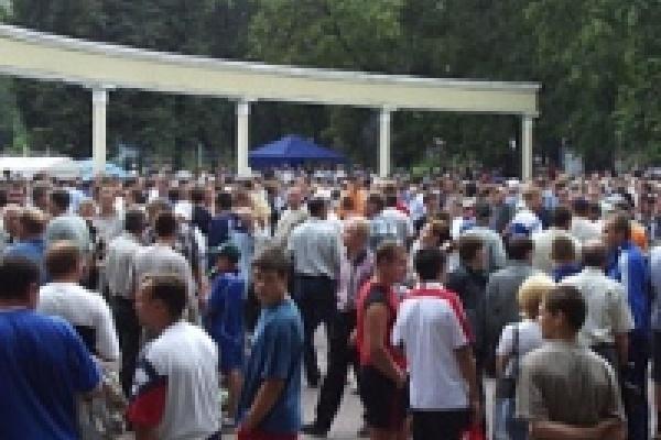 В Липецке до конца года все-таки появится современное футбольное поле