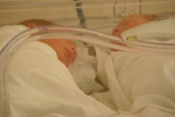 В Липецке родилась первая в этом году тройня